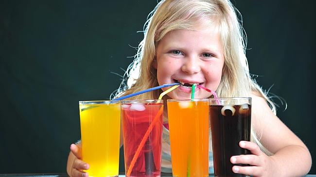 Child Soda Drinks